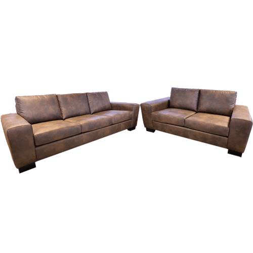 Bronson 3.5 + 2.5 Seater Lounge Suite - NZ Made
