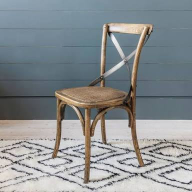 Ritz Dining Chair - Vintage Grey