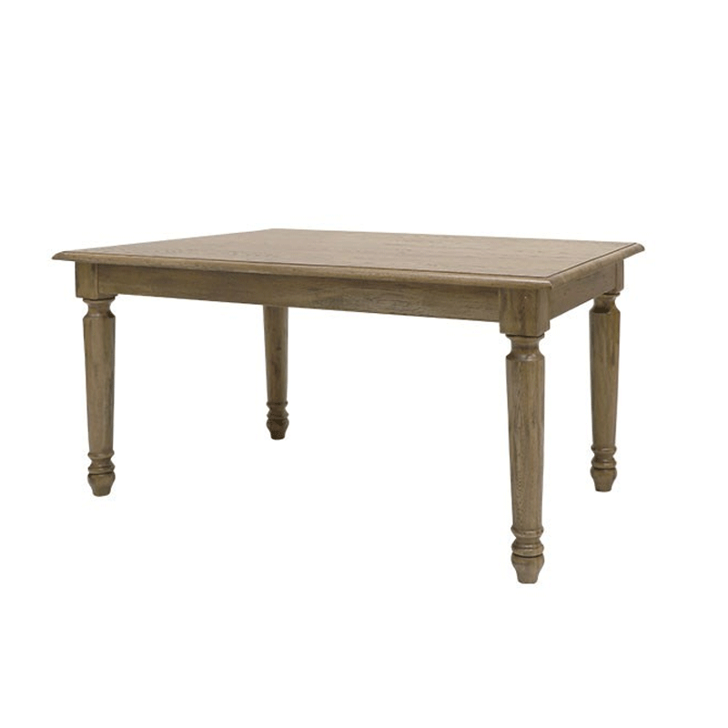 Cambridge Oak Dining Table - 160cm