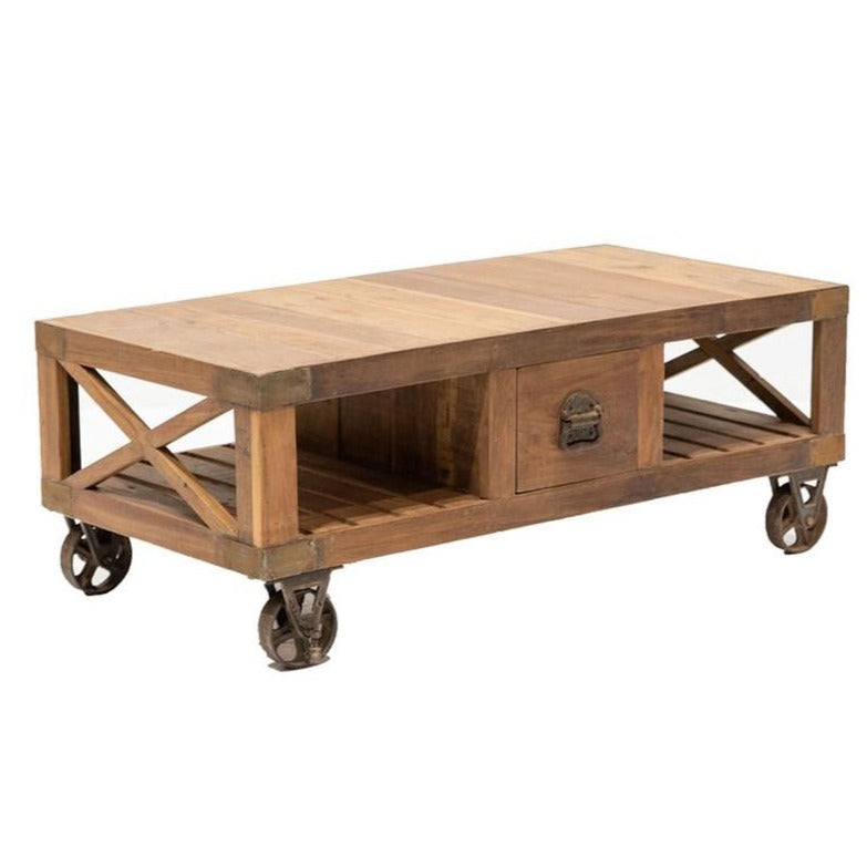Cargo Coffee Table