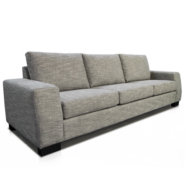 Concord Lounge Suite - Range of Sizes & Fabrics - NZ Made