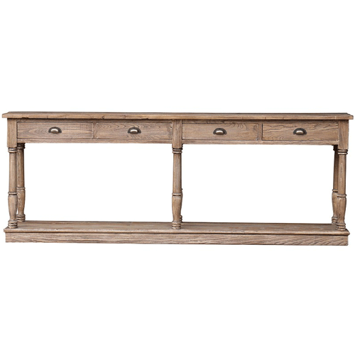 Oden Console Table - 4 Drawer
