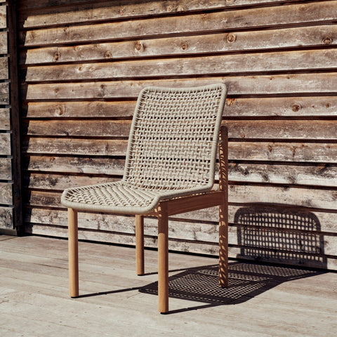 Devon Milford Outdoor Armchair - 'Cast Slate'