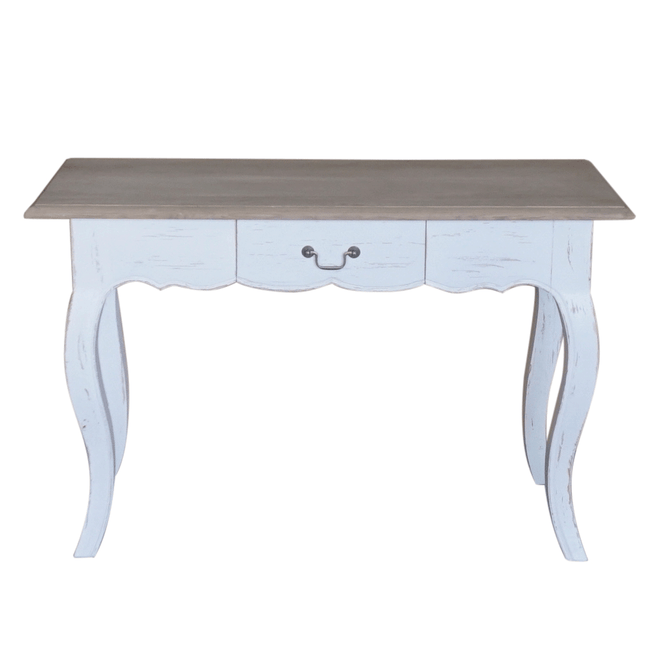 Eve French Style Console Table / Writing Desk