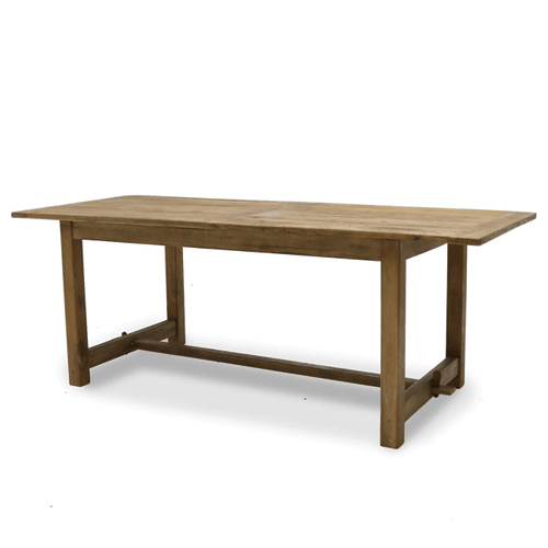 Farmhouse Elm Dining Table - 2100
