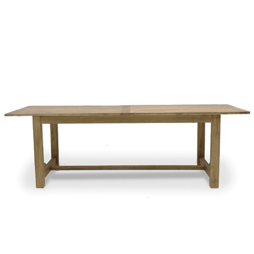 Farmhouse Elm Dining Table - 2400