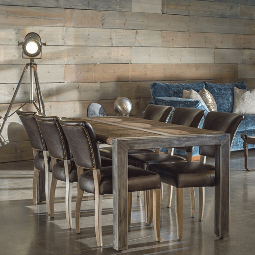 Halo Foundry Dining Table