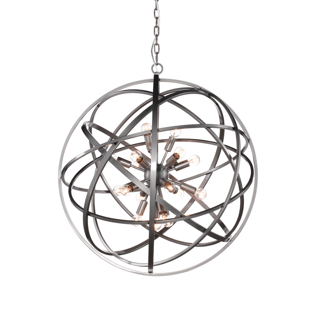 Halo Nest Pendant Light - Medium - Natural