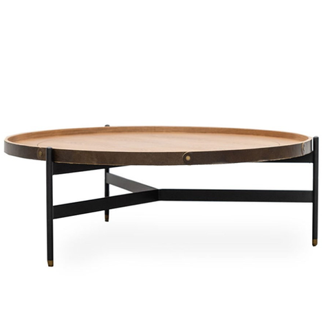Float Oak Coffee Table