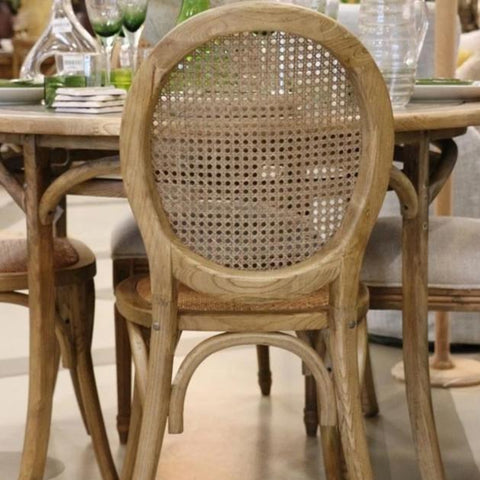 Emilie Dining Chair - Beige