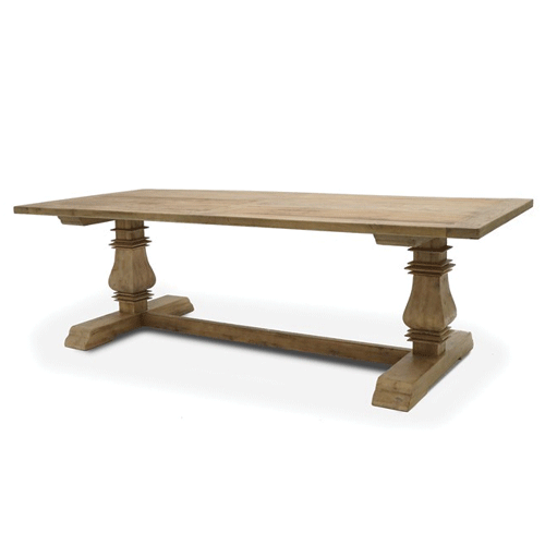 Madrid Elm Dining Table - 2450