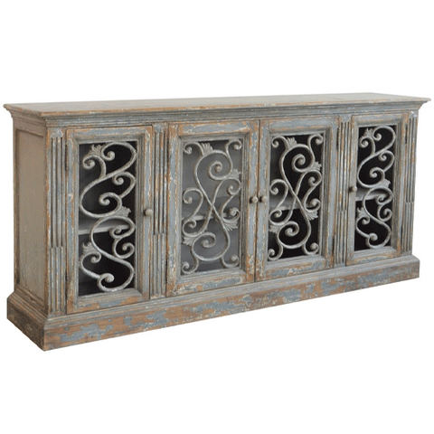 Bank Low Iron Sideboard