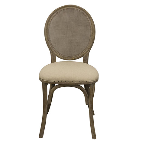 Viva Dining Chair - Matte Brown