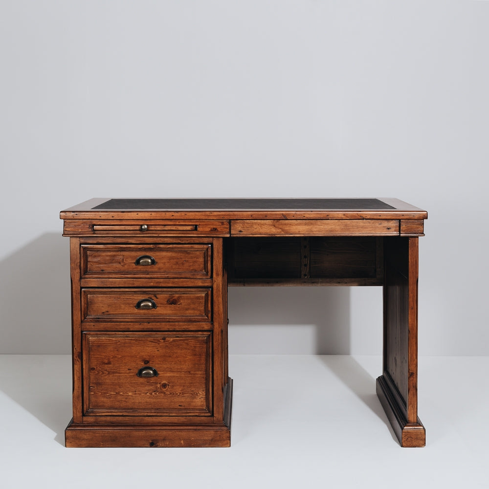 Norfolk 3 Drawer Office Desk
