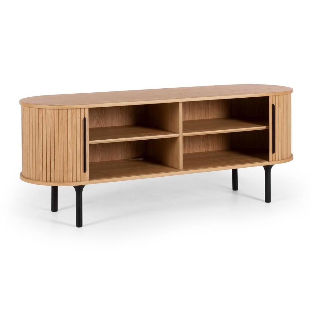 Payton Oak Entertainment Unit