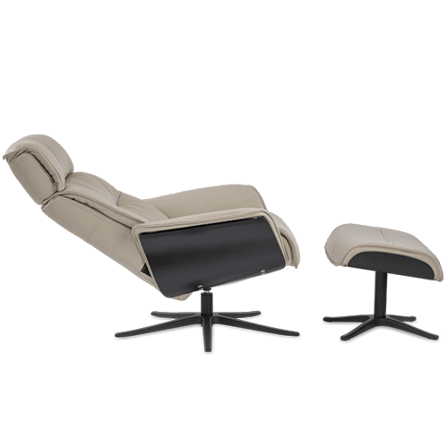 IMG Space 5300 Recliner Chair and Footstool