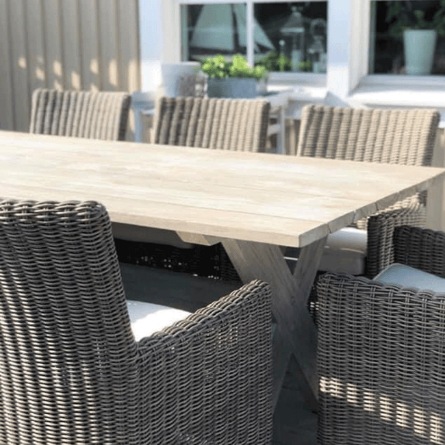 Artwood Tampa Outdoor Dining Armchair