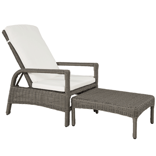 Artwood Tampa Outdoor Lounger