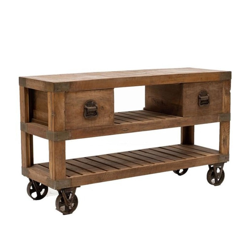 Cargo Console Table