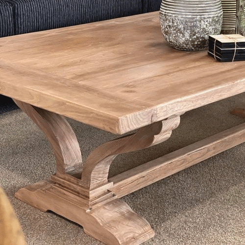 Vogue Elm Coffee Table