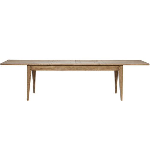 Washington Double Extension Dining Table - 2100/2600/3100