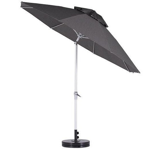 Shelta Resin Outdoor Umbrella Base with Wheels