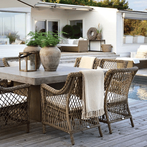 Artwood Malibu Modular Outdoor Single Seat