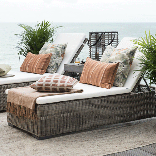 artwood orlando outdoor lounger