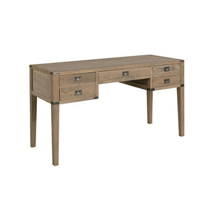 Artwood Vermont Oak Writing Desk