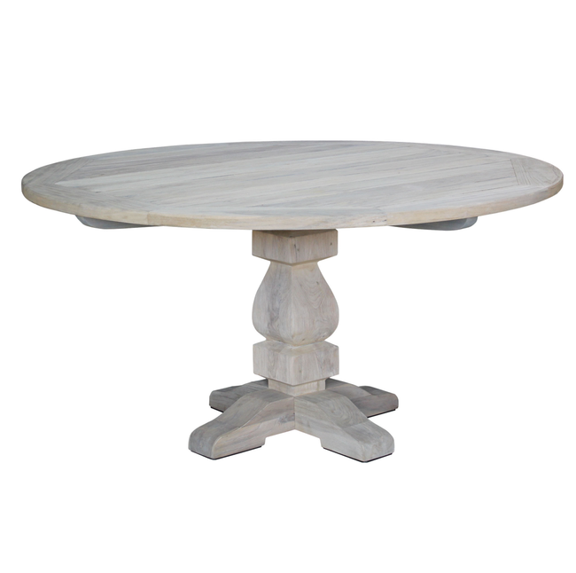 Artwood Vintage Round Outdoor Dining Table