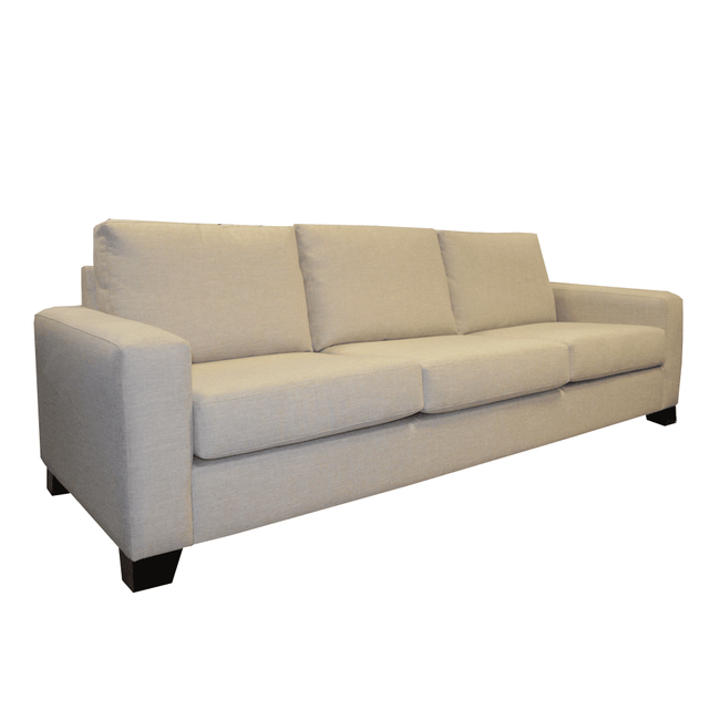 Bellamy 3.5 + 2.5 Seater Lounge Suite - NZ Made - Bodhi Fabric