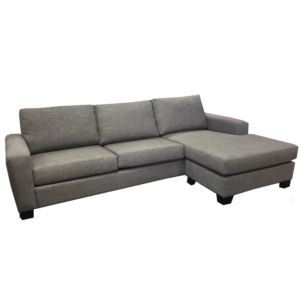 Bellamy 4 Seater Sofa with Moveable Chaise - NZ Made