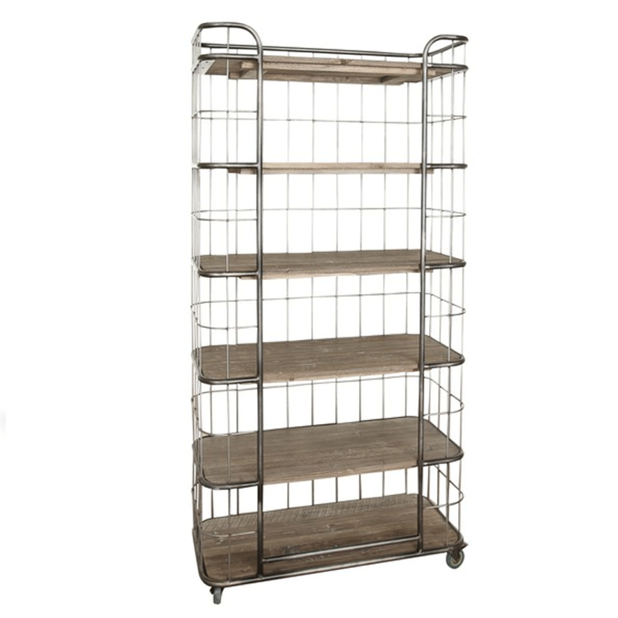 Corfu Shelving Unit - Large