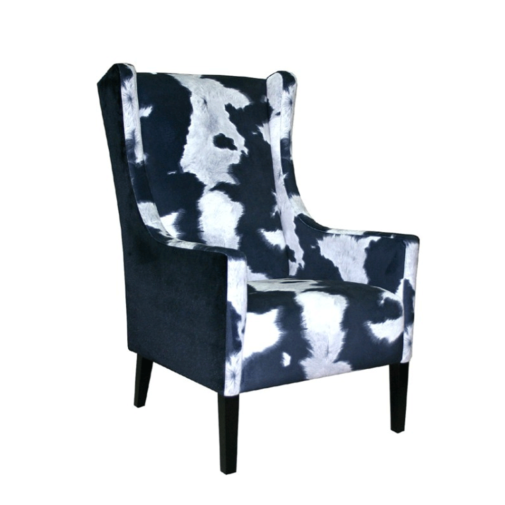 Durham Wingback Armchair - NZ Made