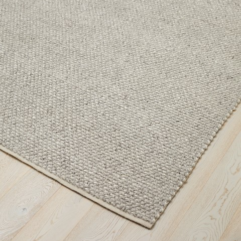 Emerson Floor Rug - Feather | Weave
