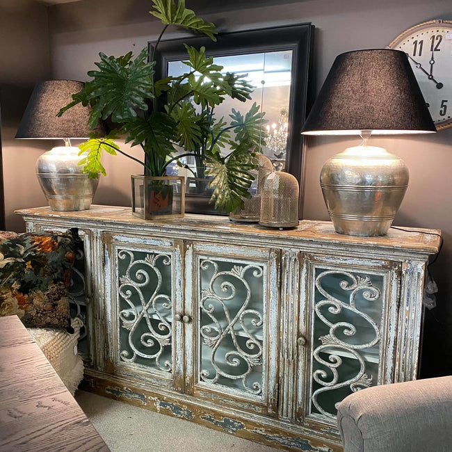 Montpellier Sideboard with Filigree Detailing