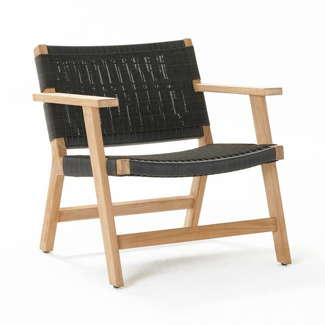 Devon Jackson Easy Chair - Shadow Grey