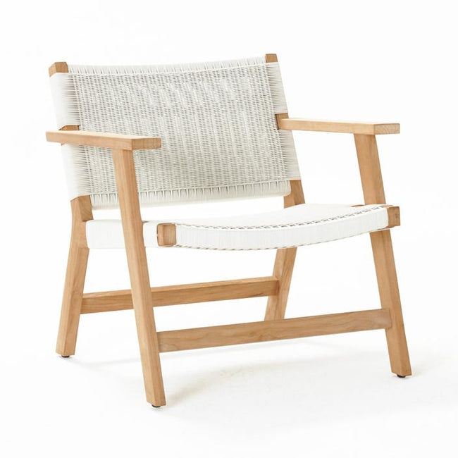 Devon Jackson Easy Chair - White Wash