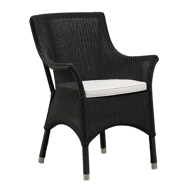 Vincent Sheppard Cannes Outdoor Chair Black