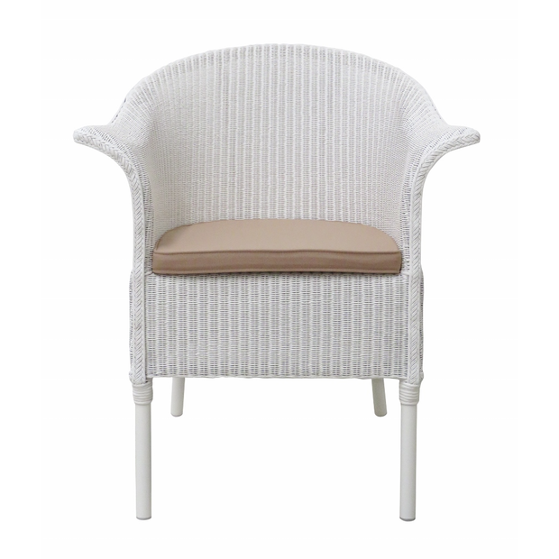 Vincent Sheppard Monte Carlo Outdoor Chair White