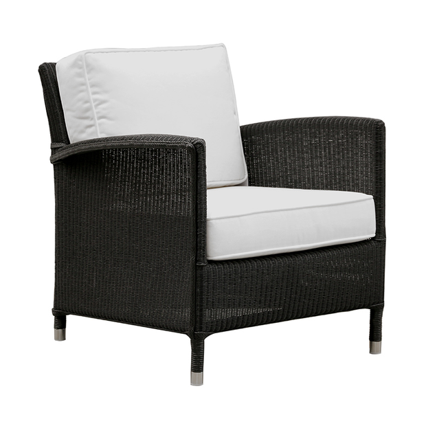 Vincent Sheppard Deauville Outdoor Armchair Black