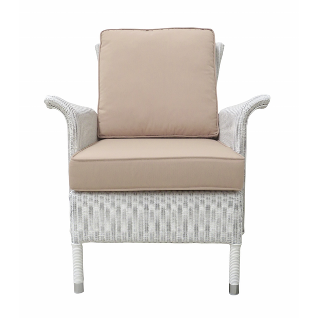 Vincent Sheppard Jackson Outdoor Lounge Chair White