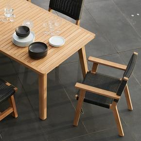 Devon Porter Outdoor Dining Table