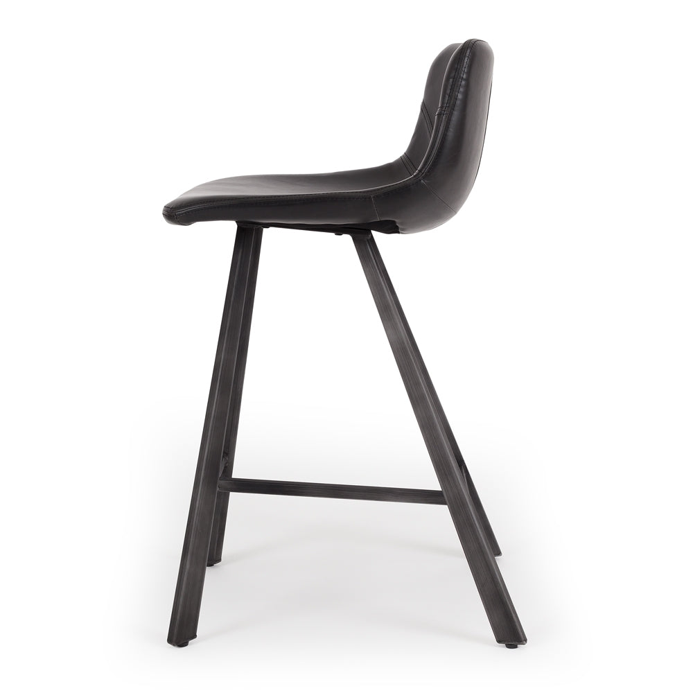 Ritz Bar Stool - Vintage Black