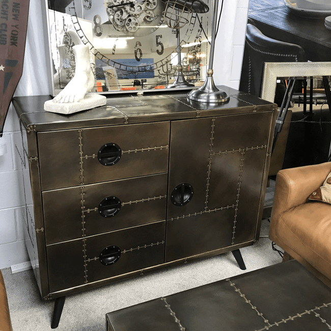 Rivet Sideboard