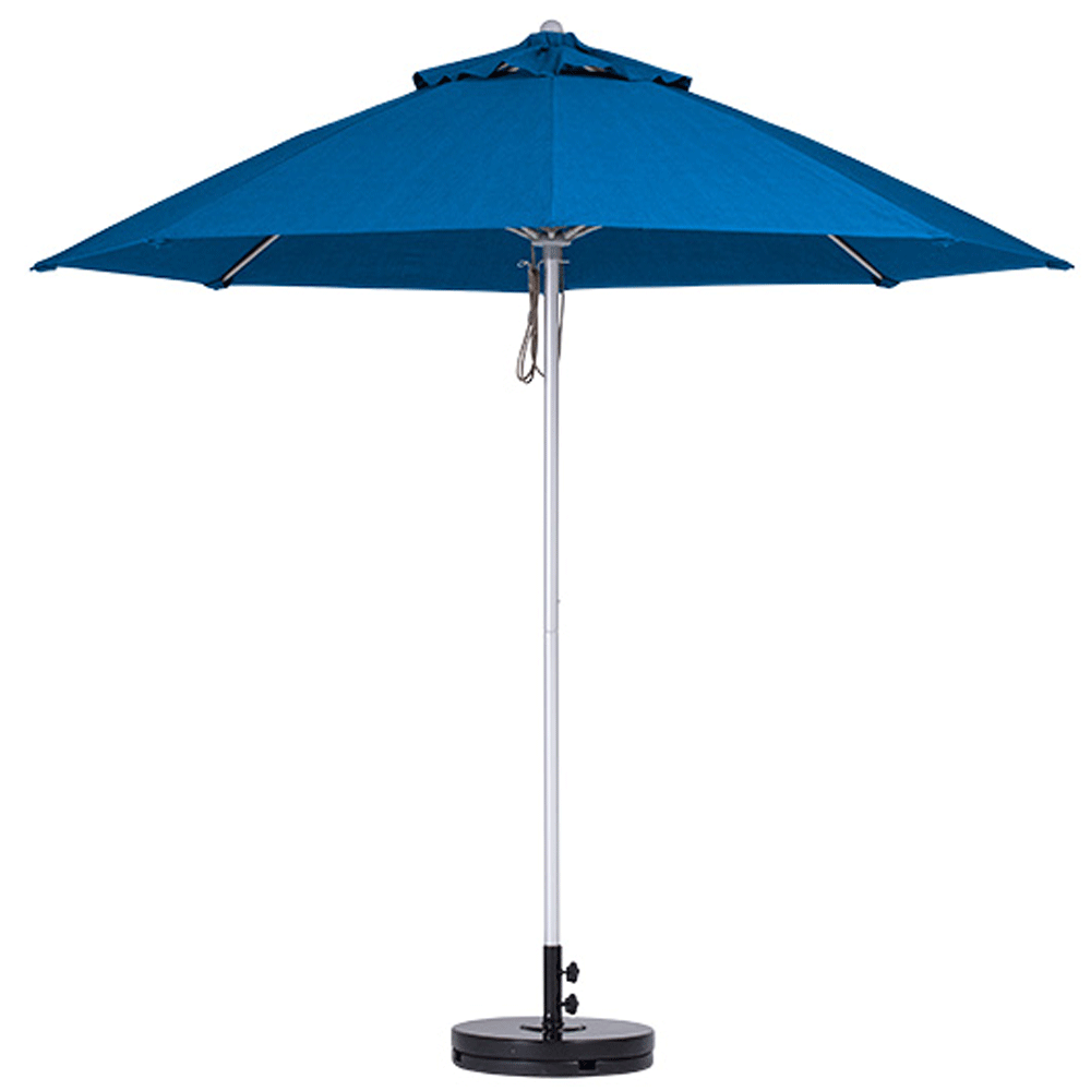 Shade7 Venice Outdoor Umbrella - Royal Blue R172
