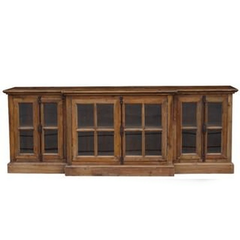 Norfolk Buffet/ Hutch Display Unit