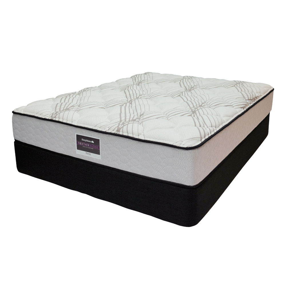 Sleepmaker Jubilee Bed - Mattress and Base - Plush