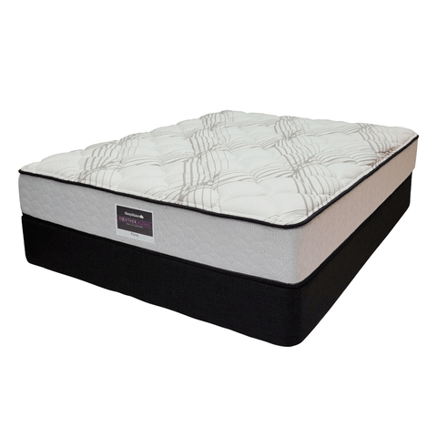 BeautyRest Connoisseur Mattress + Base - Medium - Queen