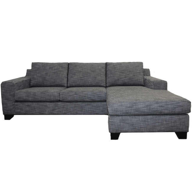 Urbis 3.5 Seater Sofa with Moveable Chaise - NZ Made